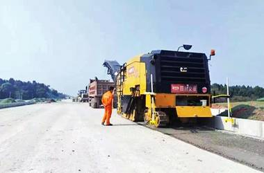 Road Milling machine in China